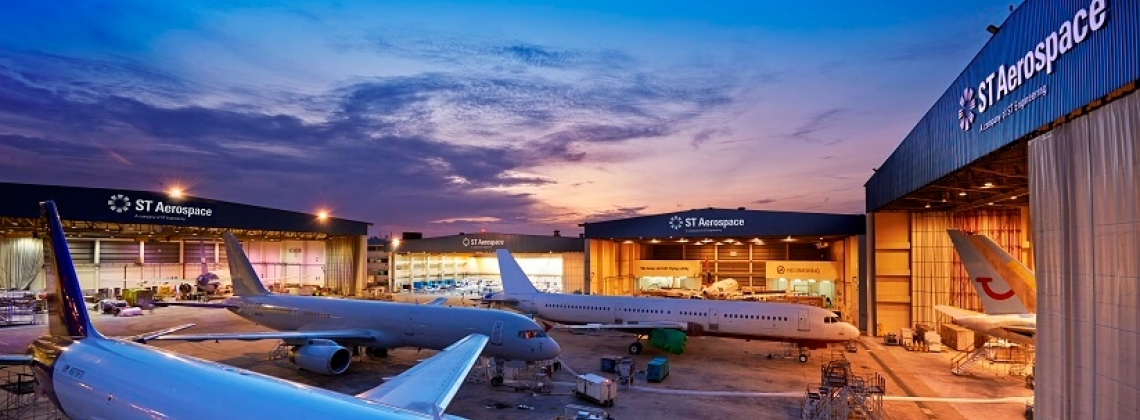 ST Aerospace seals $793M contracts in 1Q 2017