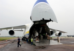 Mykolaiv airport receives approval for cargo aircraft