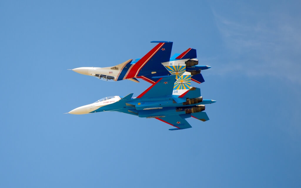 Russian Knights Show 35