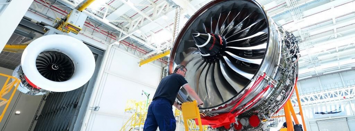 Rolls-Royce begins Trent XWB engines production at Dahlewitz site