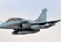 France takes leadership of European fighter program