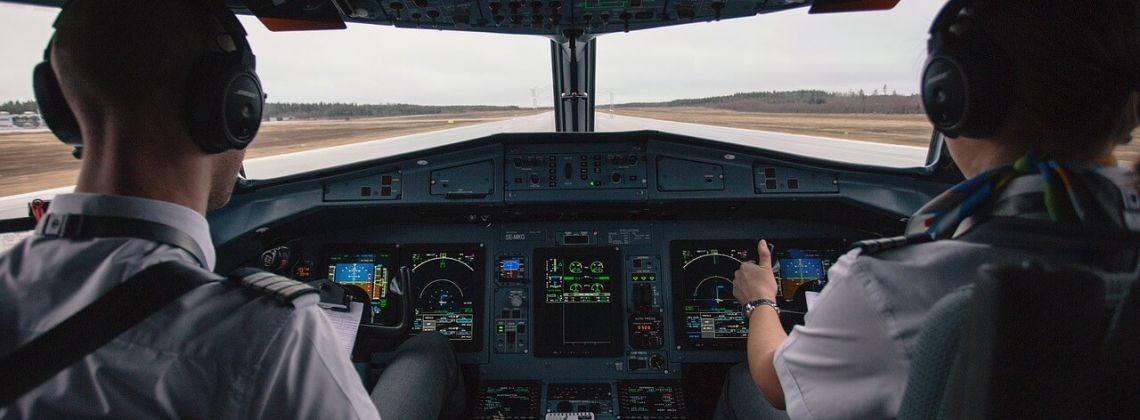 Why is mental health stigmatized in aviation?
