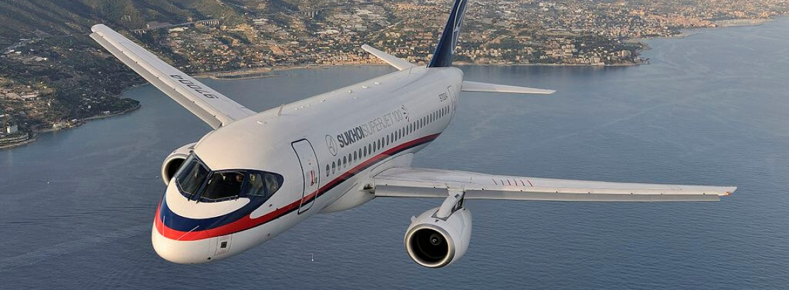 Superjet 100 cleared for flights to Arctic latitudes up to 78.25