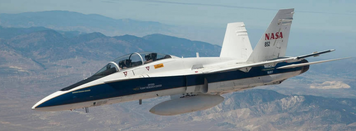 New supersonic technology designed to reduce sonic booms