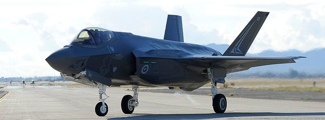 F-35 deliveries suspended by Pentagon