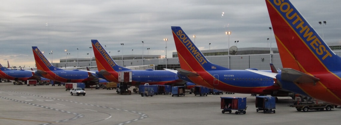 Southwest resumes Chicago operations after third de-icing blunder