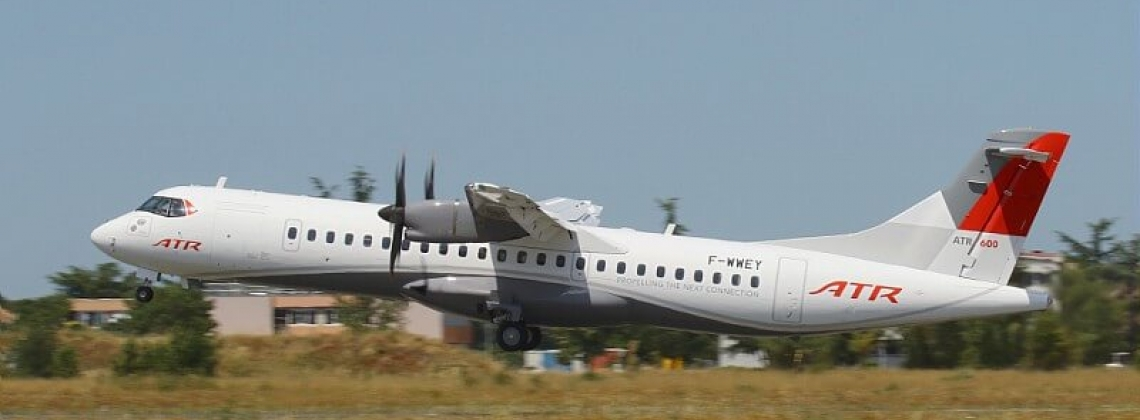 ATR lands the first plane deal at Singapore Airshow