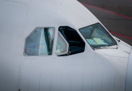Cracked windows and windshields breaking off: pilots' perspective