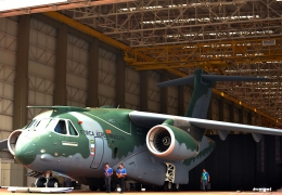 KC-390 delivery schedule unchanged despite runway incident