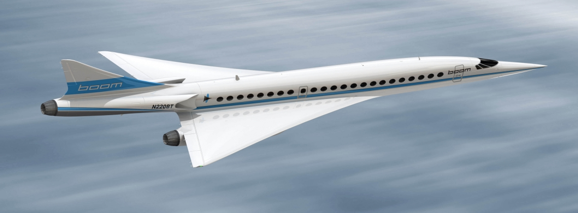 Japan Airlines invests $10M in supersonic plane