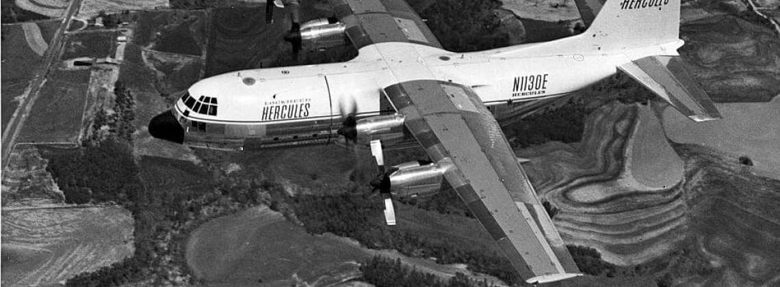 History Hour: Hercules makes longest first flight in history