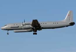 Russian military Il-20 vanishes from radar near Syrian cost