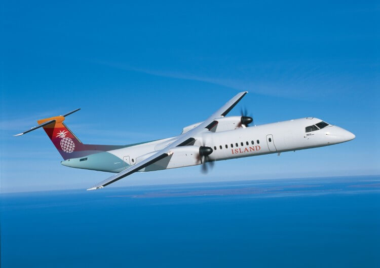 Island Air Hawaii Fleet