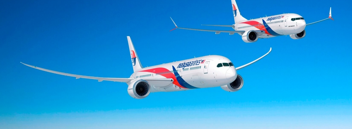 Malaysia Airlines signs MoU for 16 Boeing aircraft