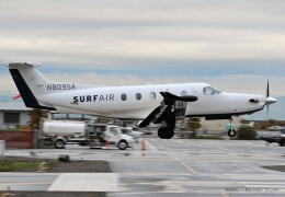 Subscription-based airline Surf Air launches in Europe