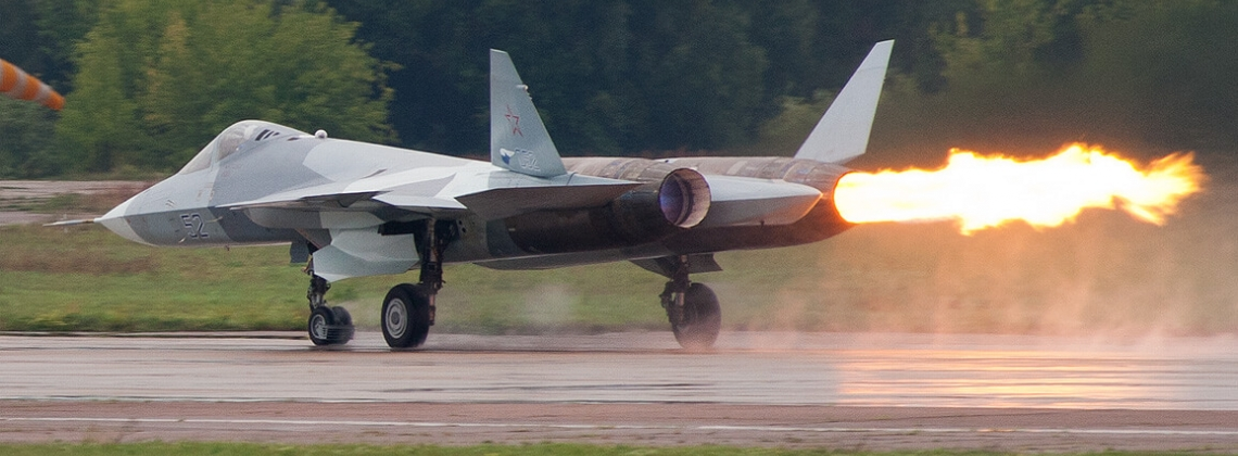 MAKS-2017: PAK-FA, MiG-35 and other new tech highlights