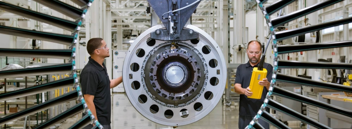 Bombardier selected for new Airbus Nacelle program