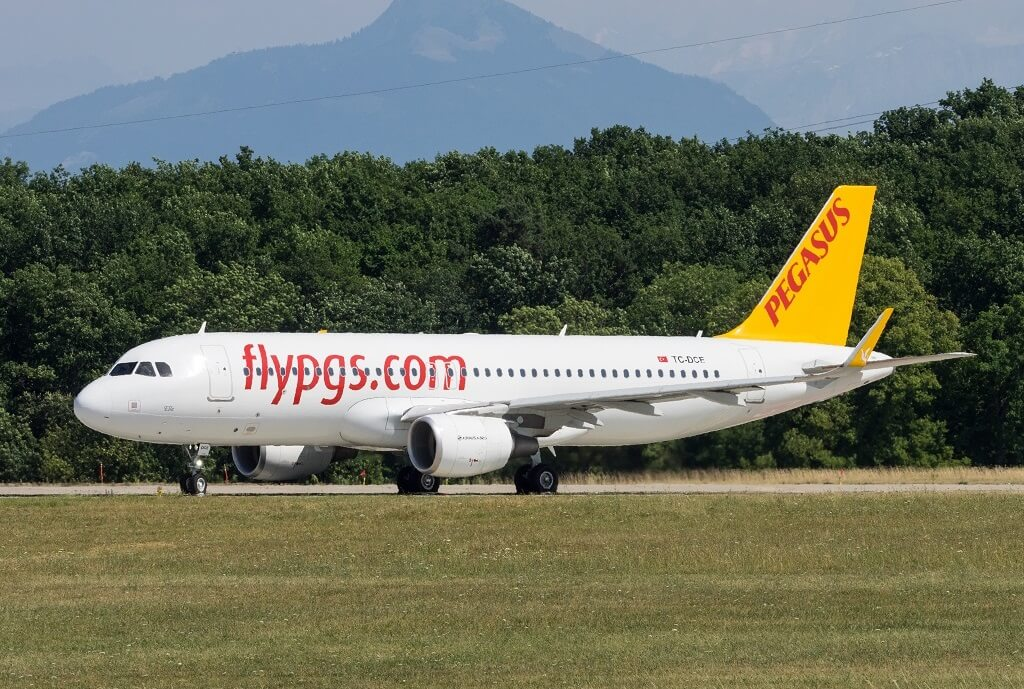 Calc Delivers Two New Airbus A320 Aircraft To Pegasus