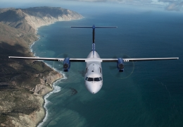 Celebrating 20 years of Q400: reliable all-terrain turboprop