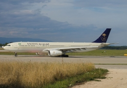 Saudia flight crash lands after hydraulic malfunction