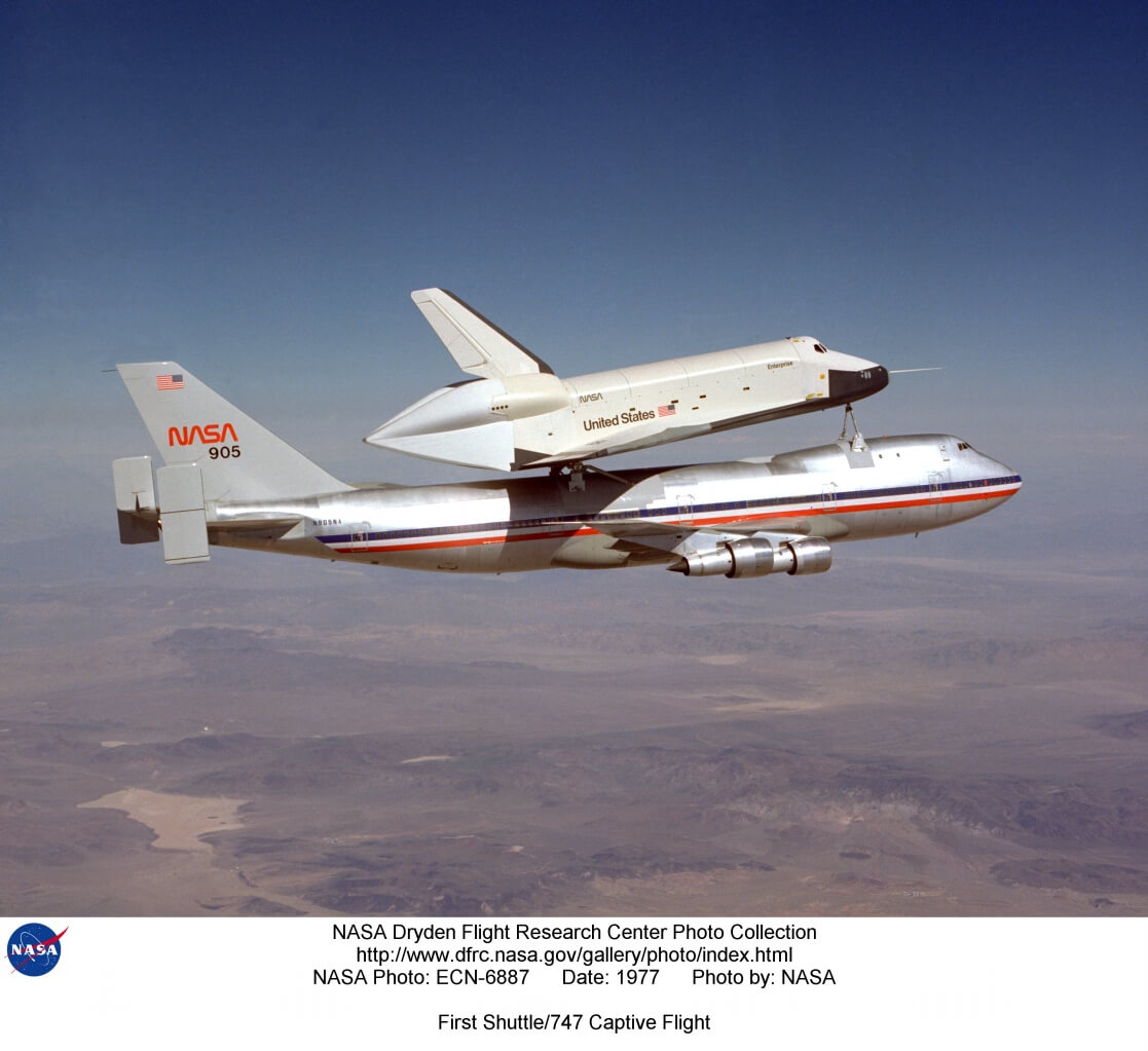 first space shuttle prototype - photo #21