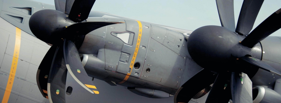 MTU and German Armed Forces sign MRO deal for TP400-D6 engines