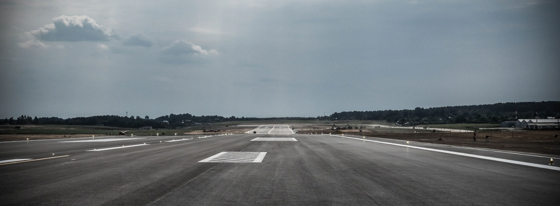 Vilnius Airport reopens after reconstruction