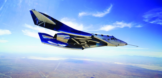 Suborbital space plane VSS Unity completes 2nd supersonic flight