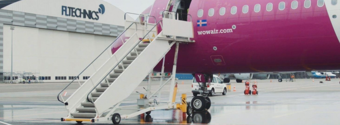 FL Technics signs with WOW Air