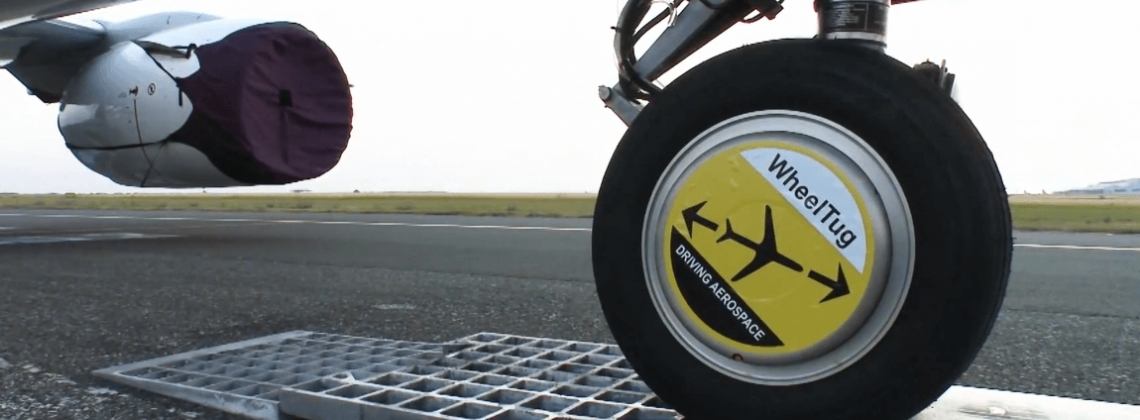WheelTug receives FAA approval for airplane e-taxi system
