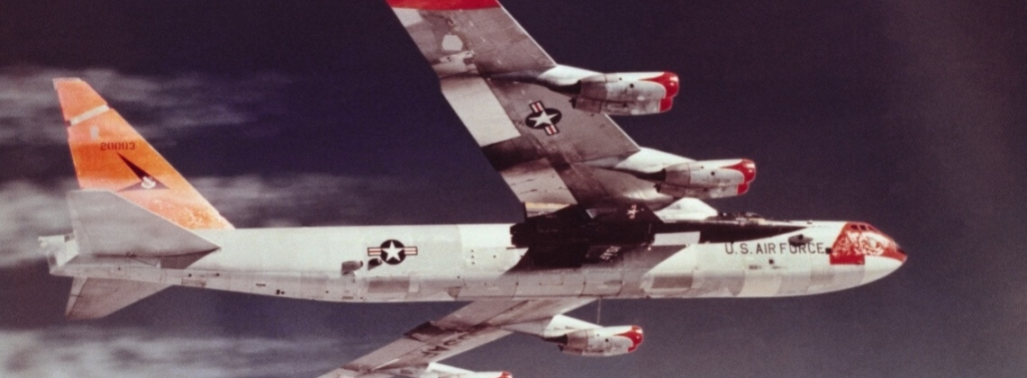 History Hour: First flight of X-15 hypersonic research aircraft