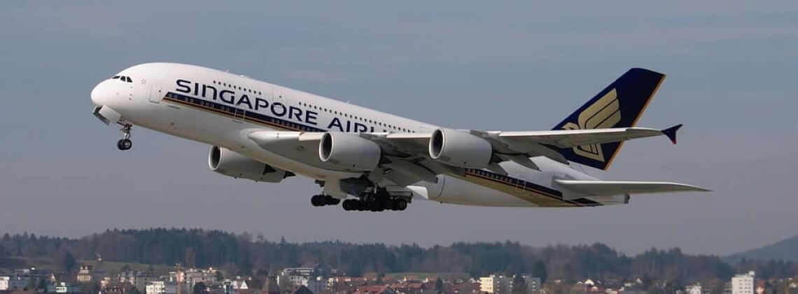Boeing reaches MRO agreement with Singapore Airlines and Scoot