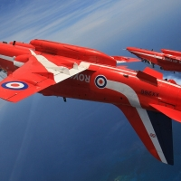 The Royal International Air Tattoo, 11-13 July, Fairford, UK
