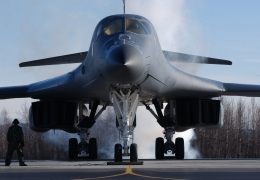 Air Force grounds B-1B Lancer bombers fleet due to safety reasons
