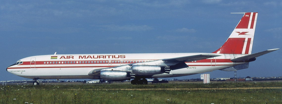 Air Mauritius Group, revenue EUR11.6M in Q3 2017