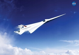 Lockheed wins $248M NASA contract for low-boom supersonic jet