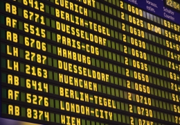 Three ways airports can transform on-time departures