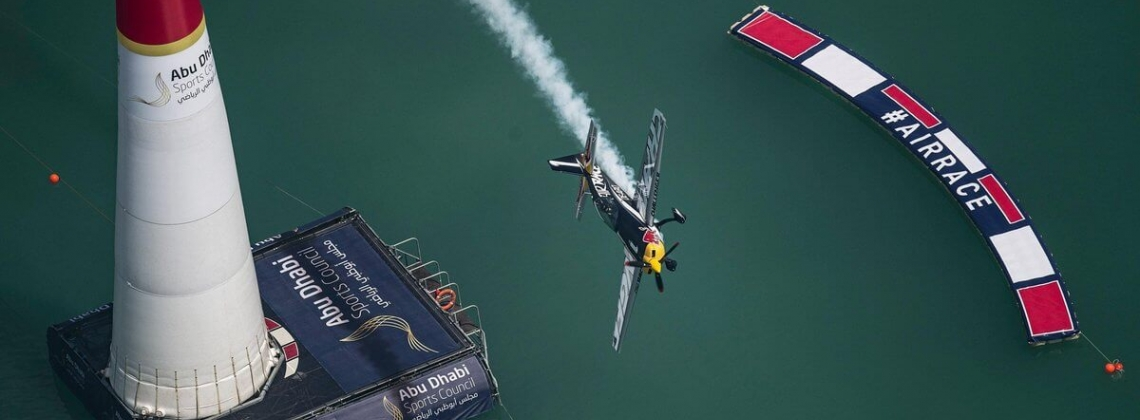 Abu Dhabi to host first 2017 Red Bull Air Race