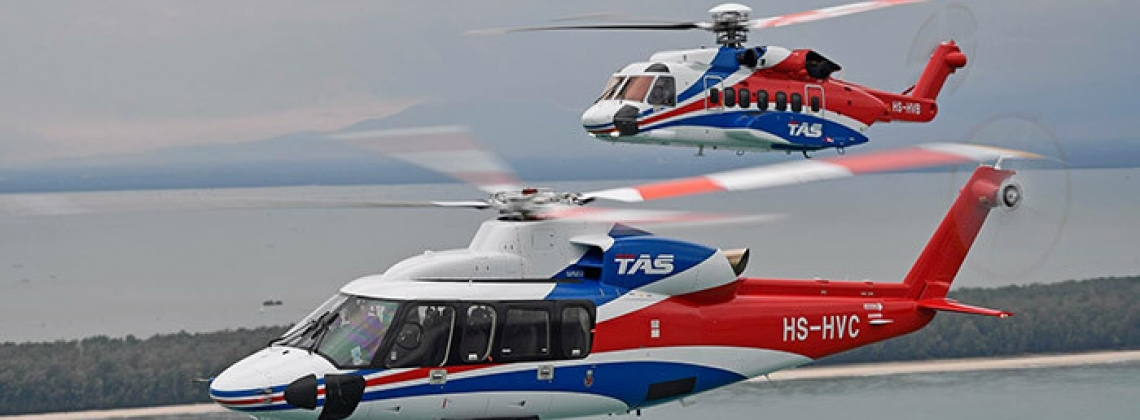 Sikorsky to establish new Customer Support Center in Asia