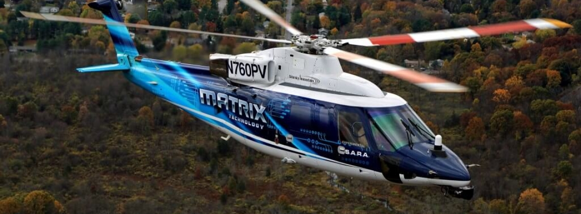 Sikorsky awarded contract to increase aircraft autonomy