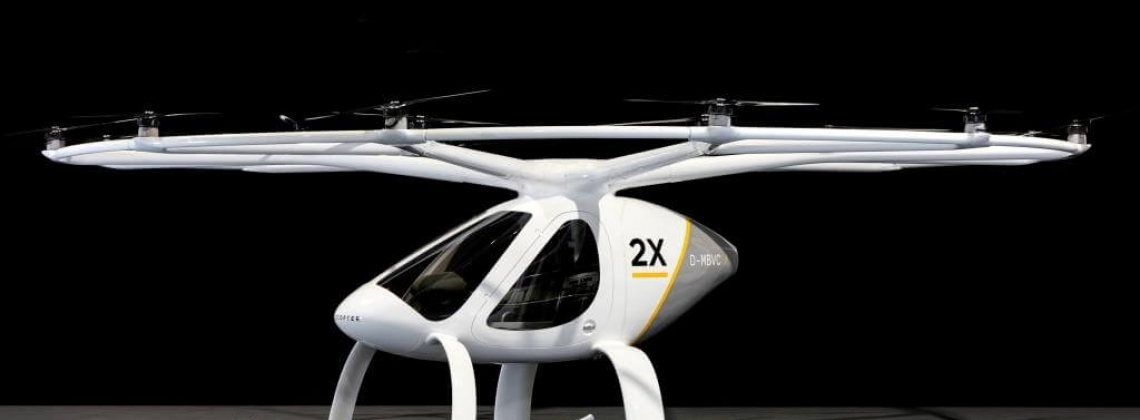 German start-up launches two seat multicopter