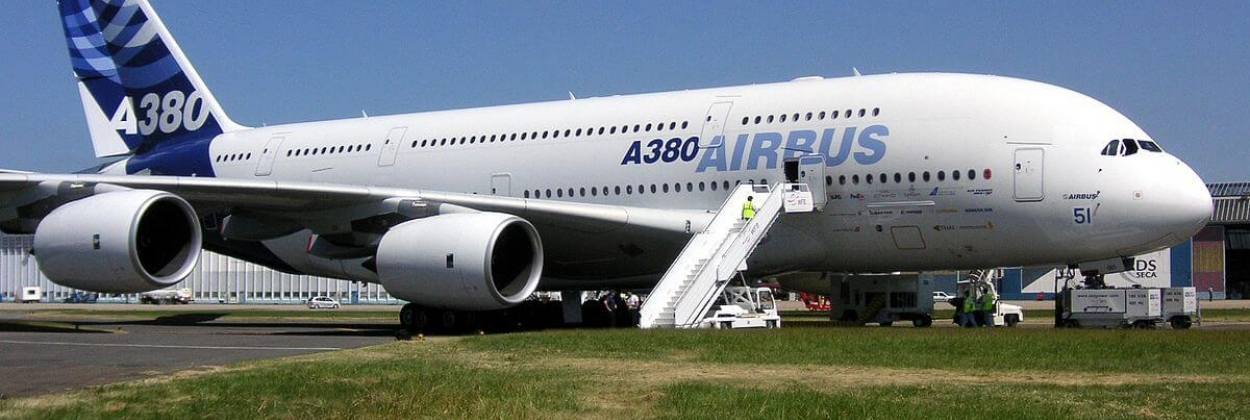 On this day: First Flight Of The Airbus A380