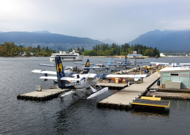 Harbour Air set to become the first all-electric airline in the world