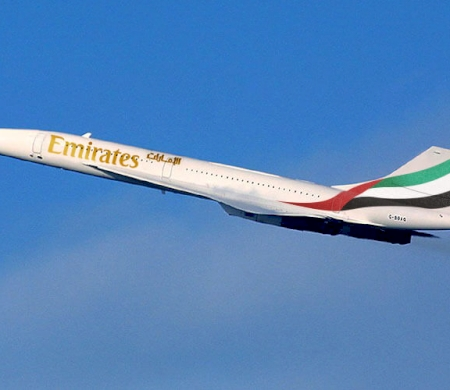 Emirates Airlines To Relaunch Supersonic Concorde Service in 2022