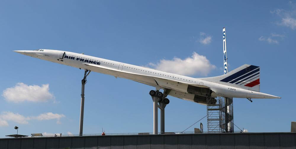 Emirates Airlines To Relaunch Supersonic Concorde Service in