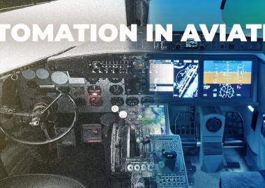 Automation in the Aviation Industry - The Future Is Automated