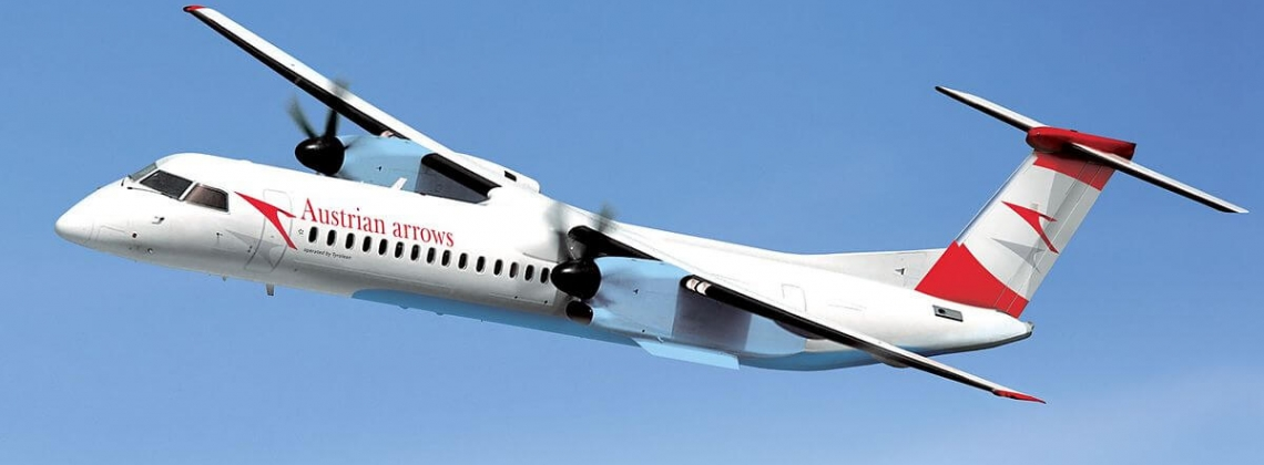 Bombardier Completes The Sale of Q400 – de Havilland Is Officially Back