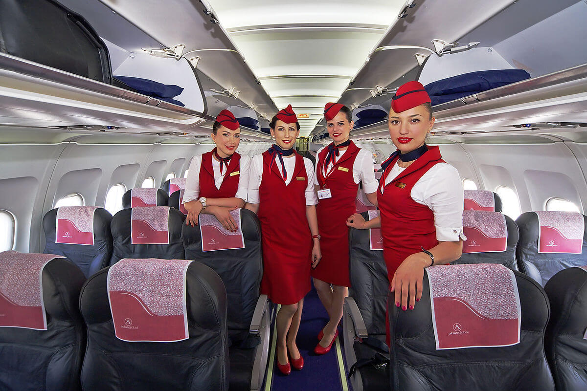 Armoured Vehicles Latin America ⁓ These Air Asia Cabin Crew