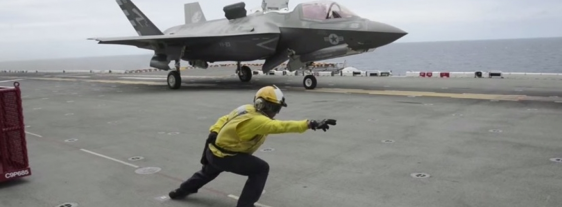 How To Become Invisible? Became F-35 Pilot