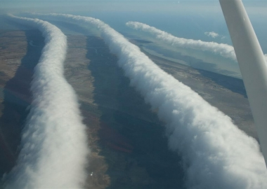 The Morning Glory Clouds